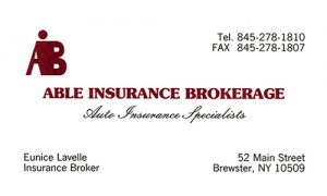 Able Insurance Brokerage
